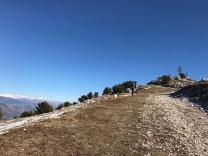 Cime du Cheiron au départ de Gréolières les neiges
