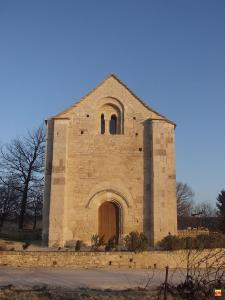St Hilaire Ozilhan - Chemin Urbain V
