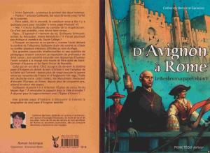 d'Avignon à Rome 001livres