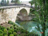 Pont sur le Tage à Trillo