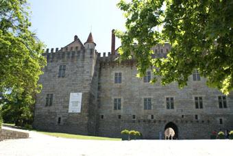 Palais du duc de Bragance