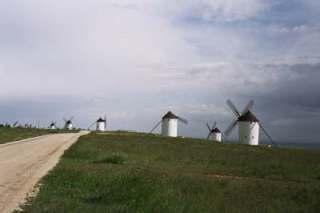 Les moulins de Mota de Cuervo 2