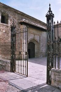 Pastrana: la cathédrale