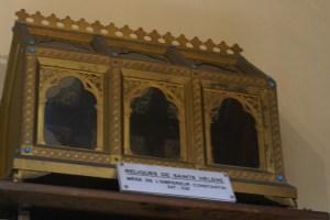 Reliquaire de Sainte Hélène