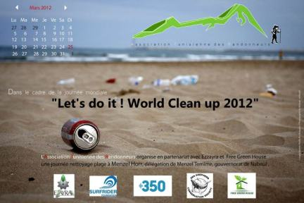 Let's do it! World Clean up 2012