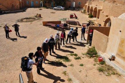 faire baggage au sud tunisie