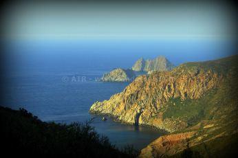 2ème partie escapade de 3 jours à l'archipel de la Galite - vue panoramic