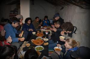 ecotourisme en tunisie - Djebl Serj