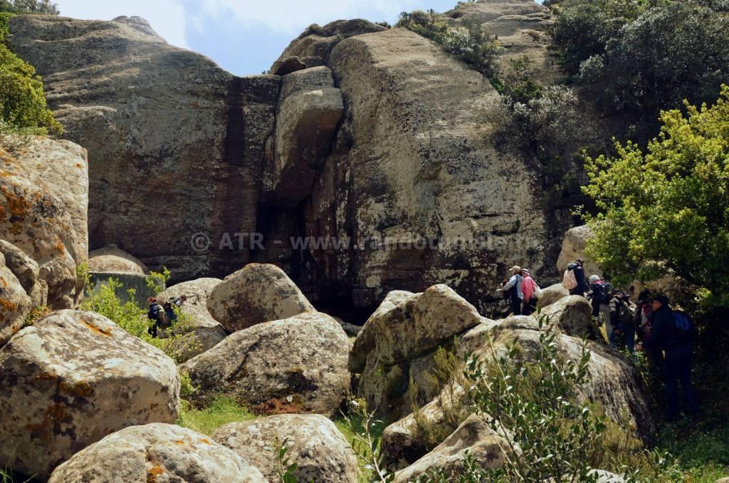Circuit randonnée kef rand djebel sidi Abderrahmen - Montagne