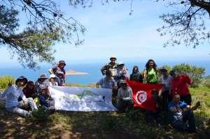 Circuit randonnée Ghar el Meleh - groupe