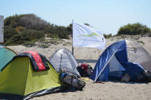 camping iles kuriat