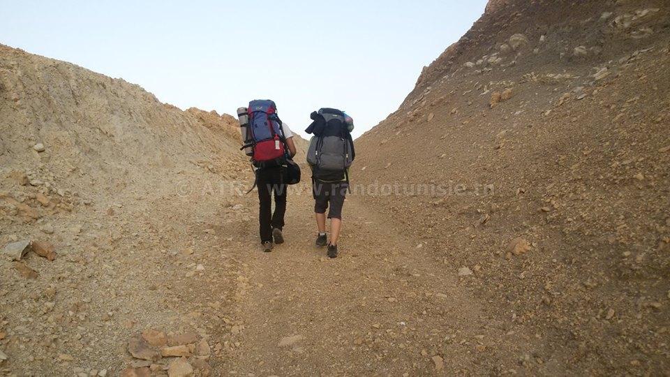 randonnée canyoning