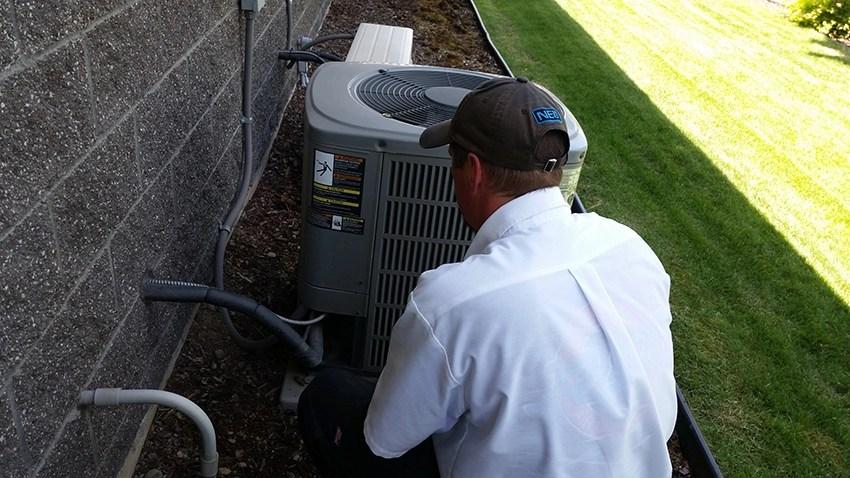 Heat Pump Repair Service