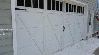 Garage Doors Prep in Iron Station NC