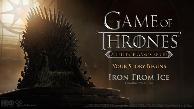 Iron from Ice: entrez dans le jeu des trônes