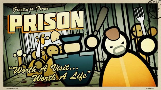 Prison Architect DIY prison