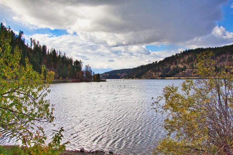 Lake Couer d'Alene, Idaho