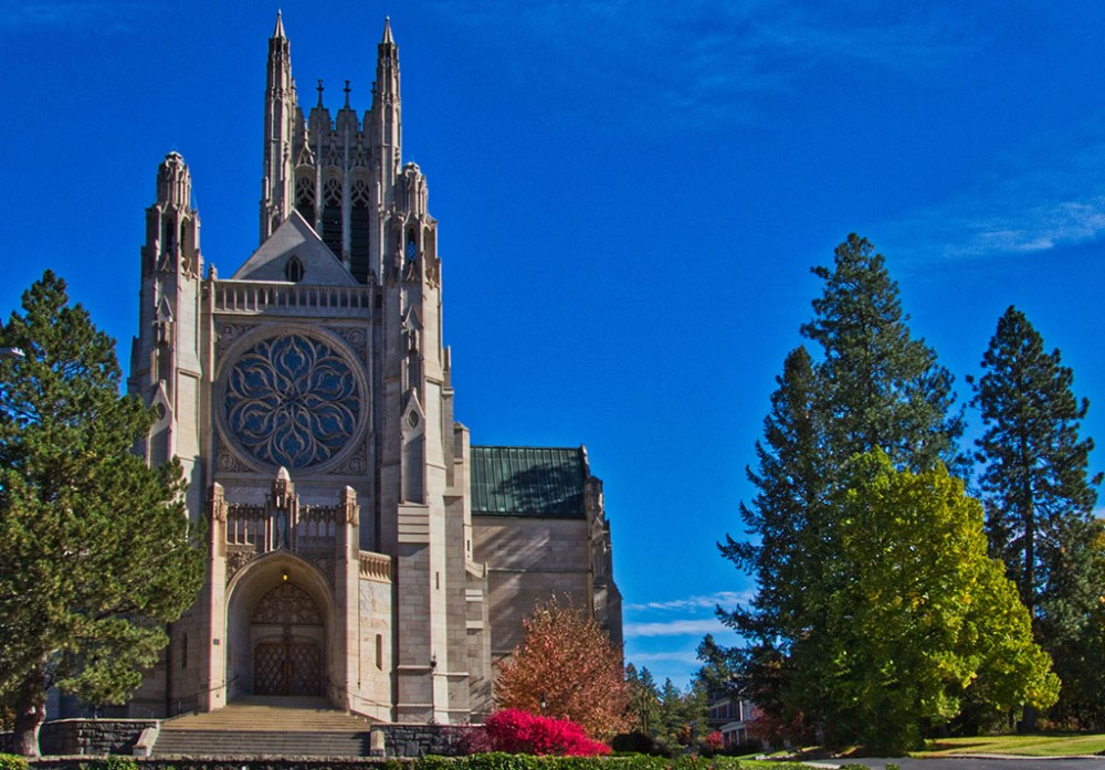 St. John's Cathedral, Spokane, Washington