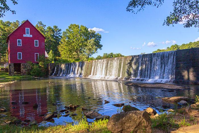 Starr's Mill, Georgia