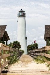 St. George Island Light