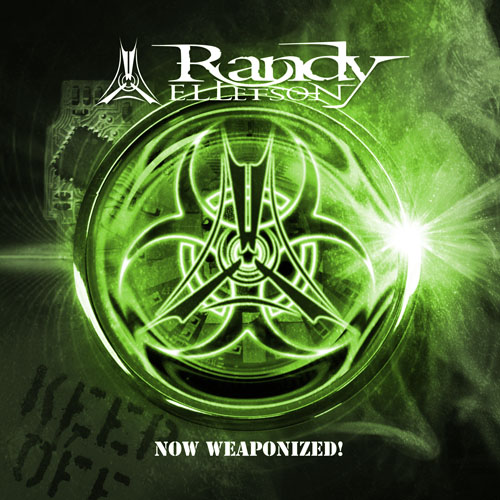 Now Weaponized! album cover (2013)
