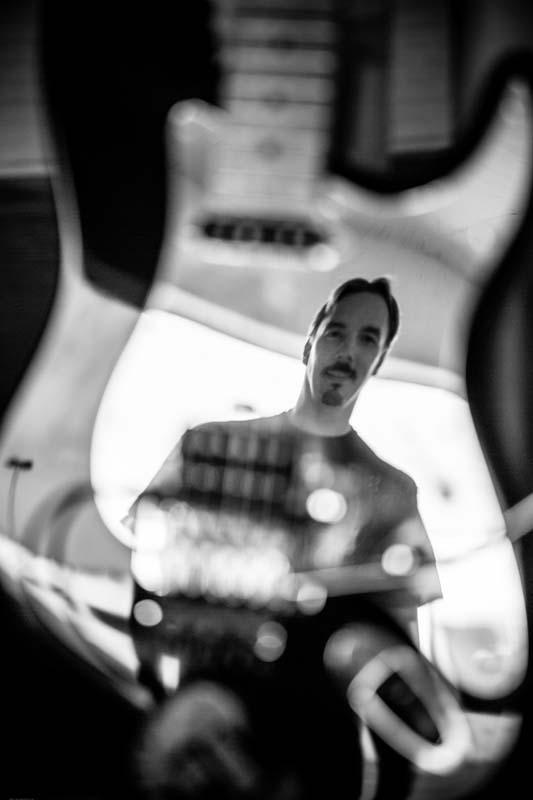 Randy Ellefson in guitar, 2013