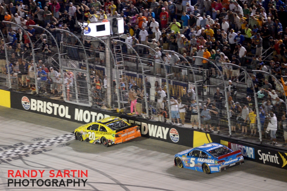 NASCAR: Irwin Tools Night Race
