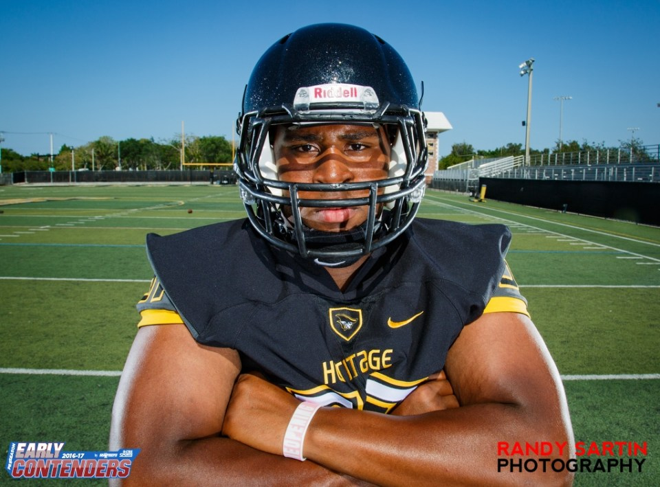 4-29-2016 MaxPreps Preseason Top 25 Photo Shoot at American Heritage High School in Plantation, FL.