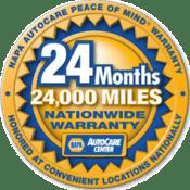 24 month guarantee