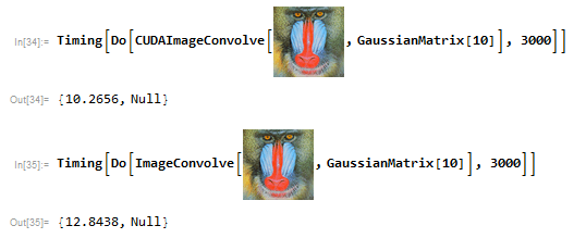 Image Convolution