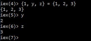 Pattern Matching (Contd.)