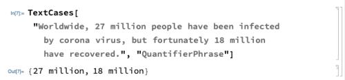 Quantifier Phrase