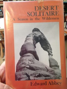 Desert Solitaire (2nd edition, Fine)