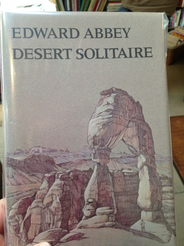 Desert Solitaire (3rd Edition by Univ. of AZ press, Fine) nonfiction