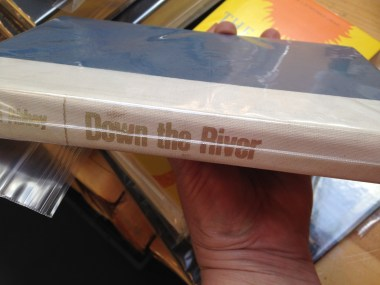 Down the River (1st edition, Near Fine, No DJ, 1982 nonfiction