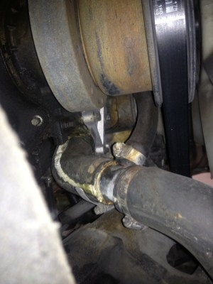 Lower Radiator Hose  RangerForums  The Ultimate Ford