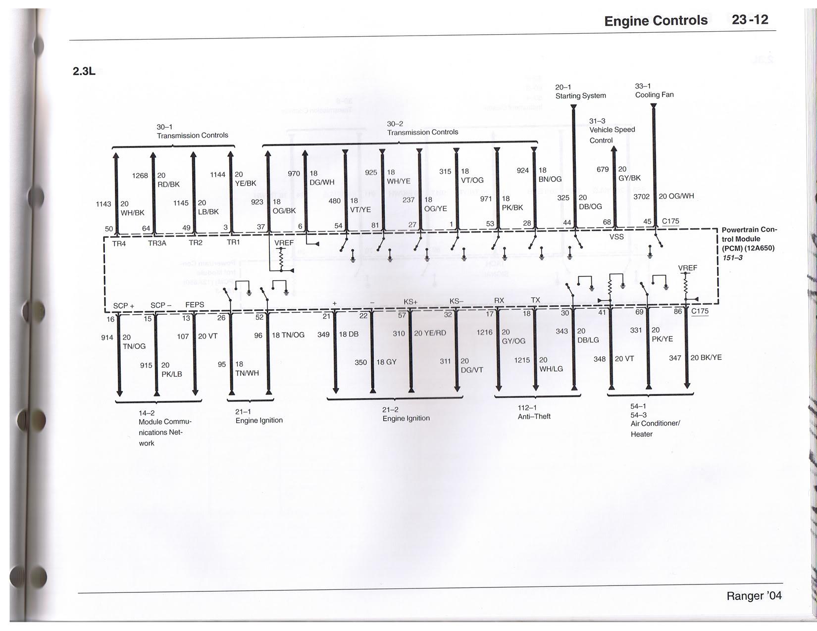 ud trucks wiring diagram