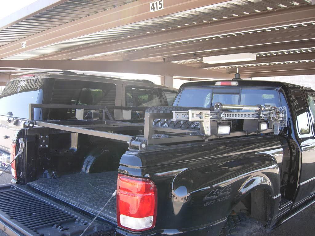 bed rack for a 2000 stepside ranger