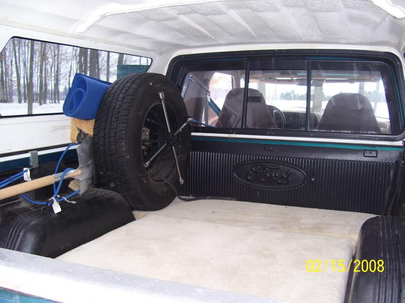 Ford Holder Tire Ranger