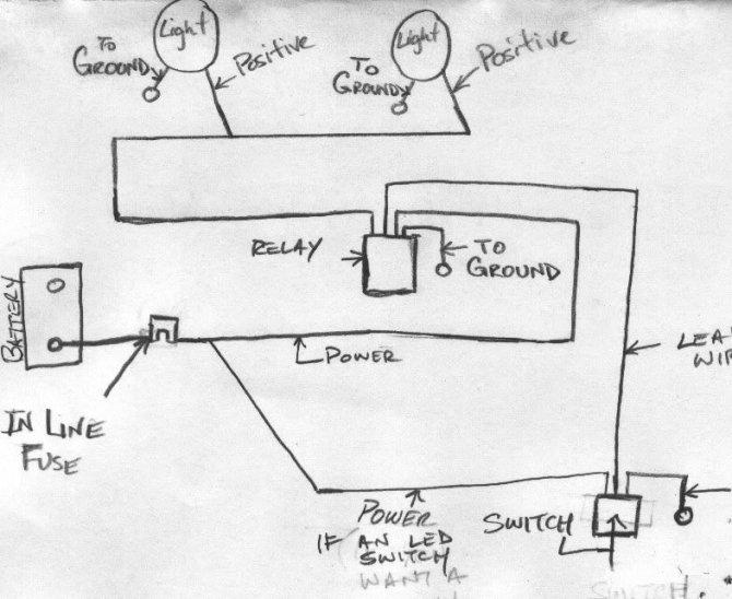 diagram hid off road light wiring diagram full version hd