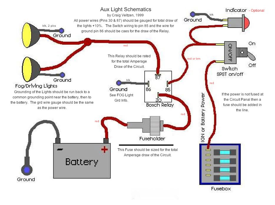 kc off road light wiring diagram kc trail wire lights