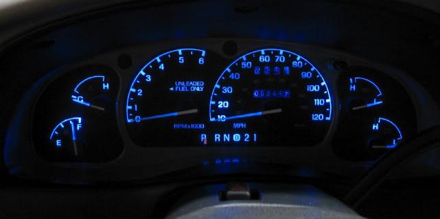 Gauge Cluster Lights Ranger Forums The Ultimate Ford