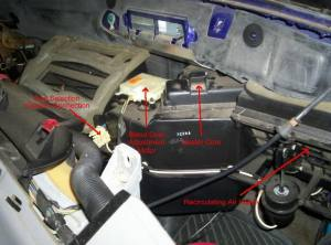AC, Fan and all positions work but no heat  RangerForums  The Ultimate Ford Ranger Resource