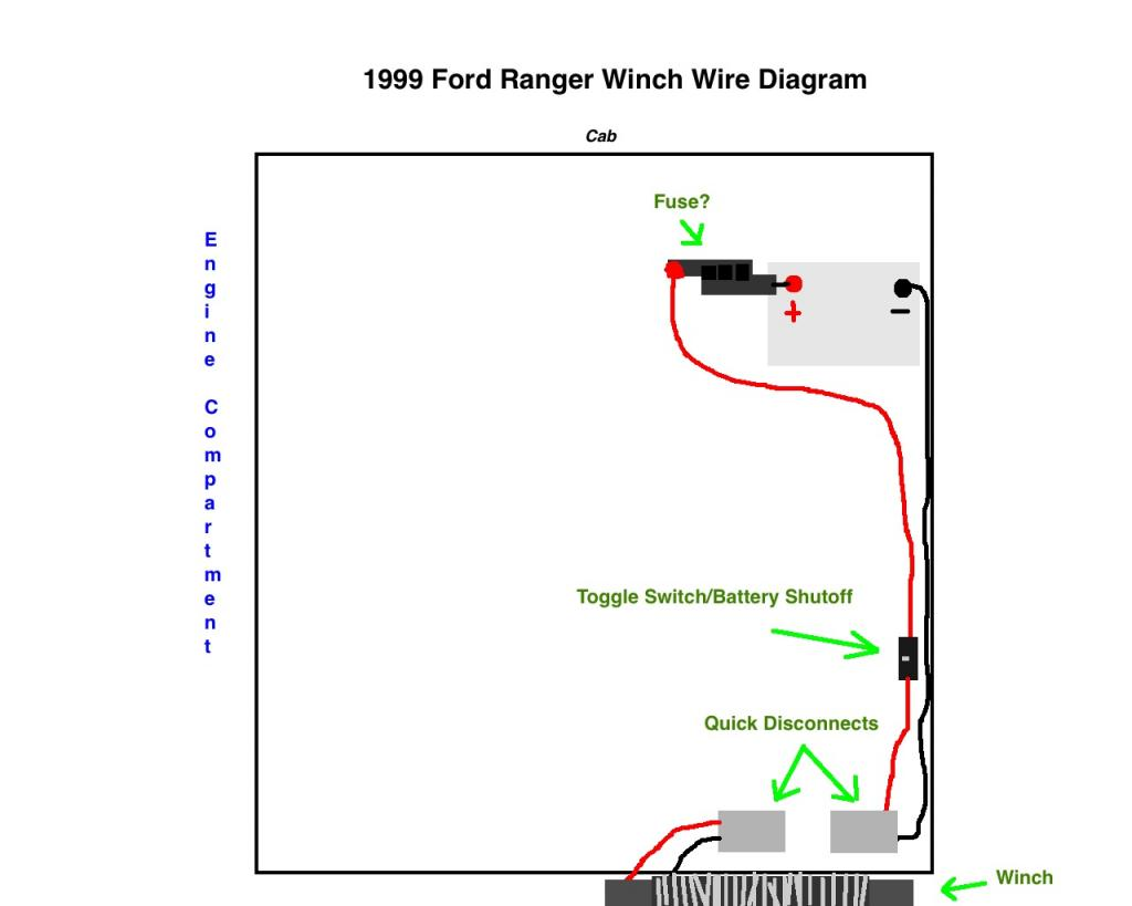 Warn Winch Switch