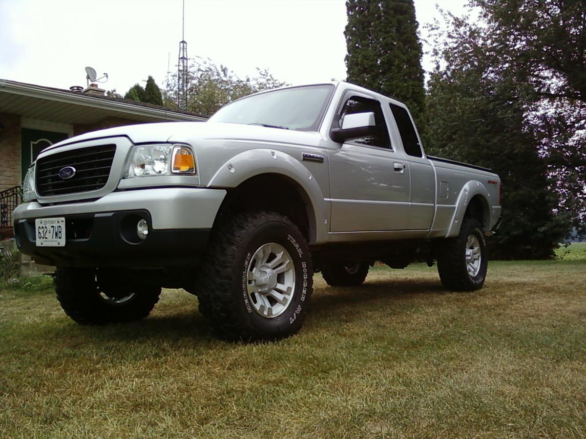 ford ranger 4x4 lift kits 2011