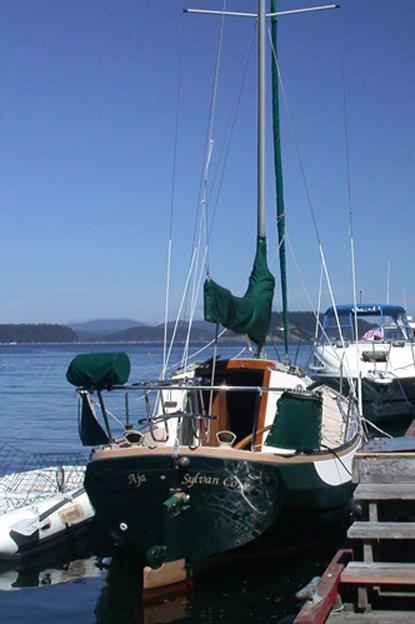 Aja, Ranger 26 Sailboat