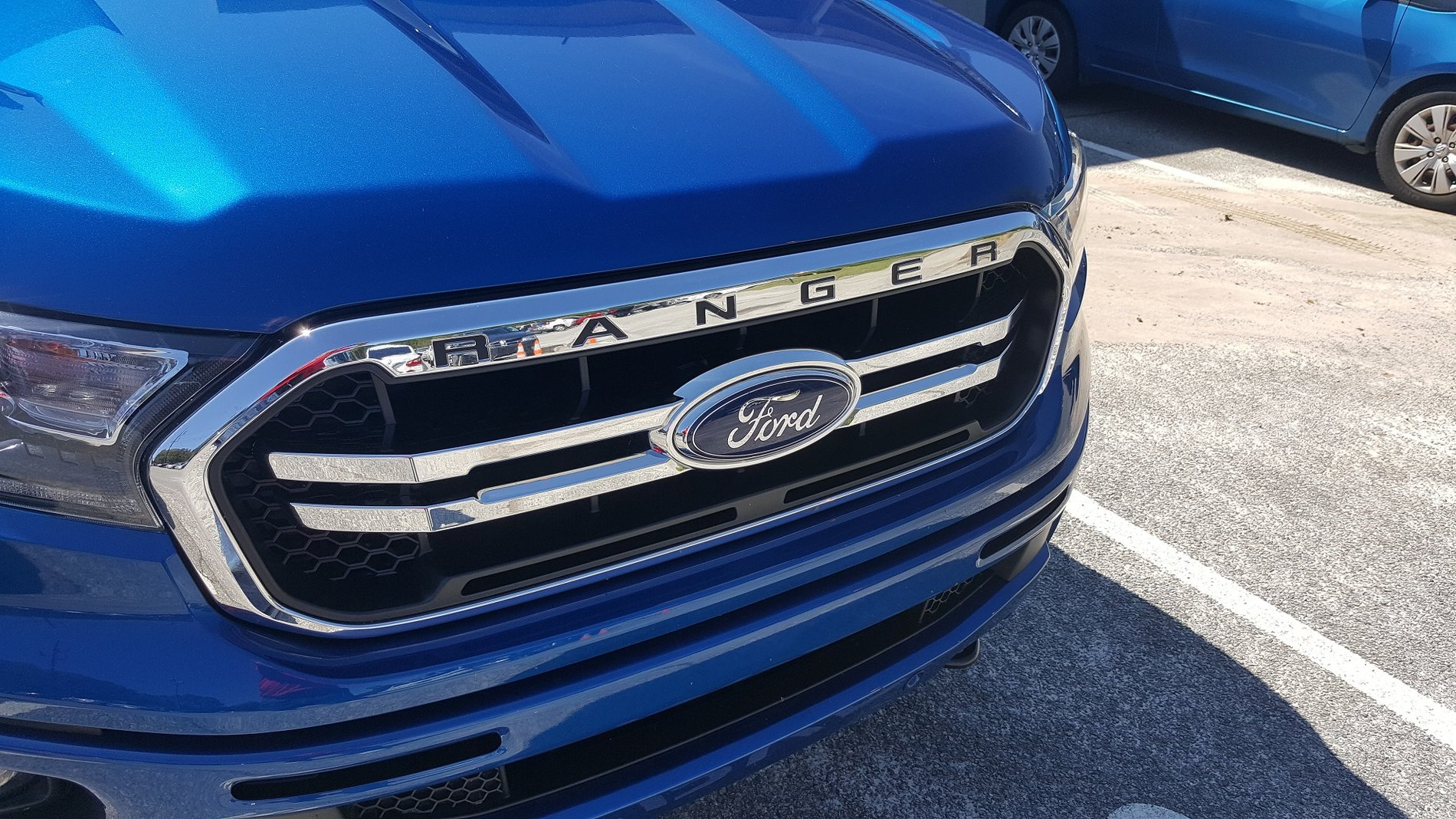 Tailgate Letters Page 2 2019 Ford Ranger And Raptor