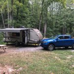 Trip Report 1800 Miles With A Camper 2019 Ford Ranger And Raptor Forum 5th Generation Ranger5g Com
