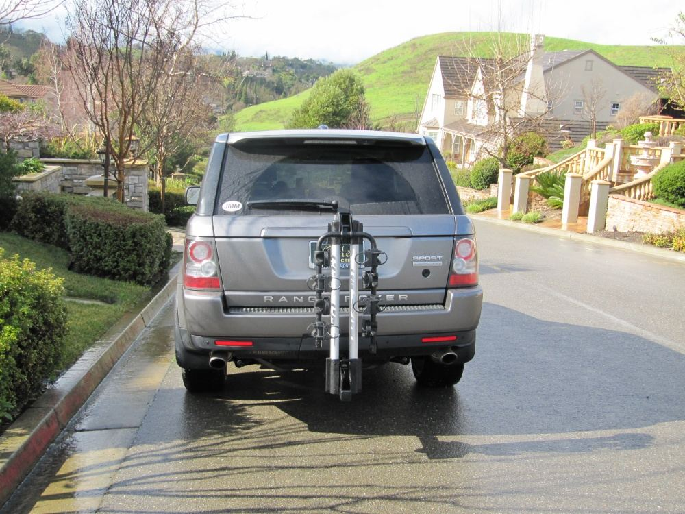 teile 3 bicycle rear mount carrier car