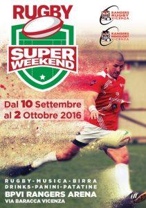 Rugby Super Weekend 2016